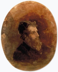 ヴィクトル・ハルトマン「富めるユダヤ人」