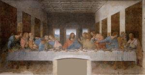 レオナルド・ダ・ヴィンチ「最後の晩餐」