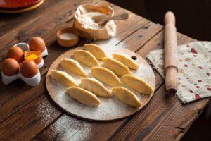 料理教室-餃子