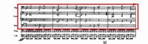 火の鳥-カスチェイの踊り譜例