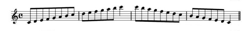 音階練習譜例202104