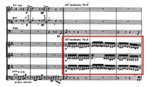 サンサーンス交響曲第3番第1主題