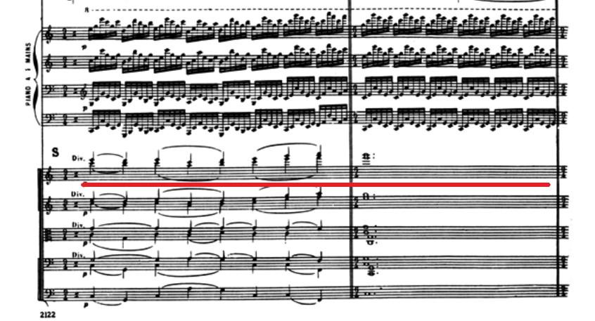 サンサーンス交響曲第3番終楽章