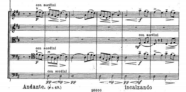 チャイコフスキー交響曲第6番第1楽章