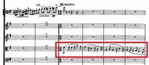 エルガーチェロ協奏曲主題