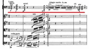 エルガーチェロ協奏曲第2楽章