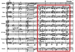 マーラー交響曲第5番第1楽章