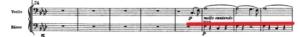 マーラー交響曲第5番第2楽章第2主題